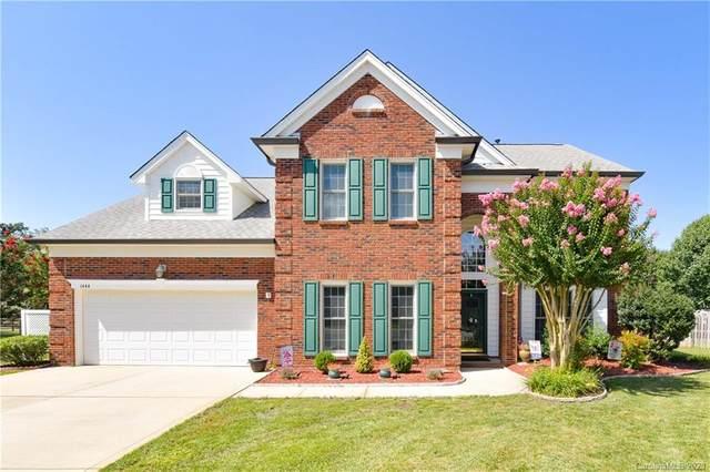 1444 Lockhart Place, Concord, NC 28027 (#3658492) :: Rinehart Realty
