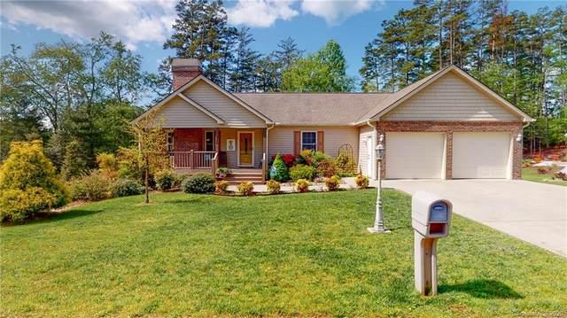 220 W Sunset Ridge Drive, Etowah, NC 28729 (#3658502) :: Stephen Cooley Real Estate Group
