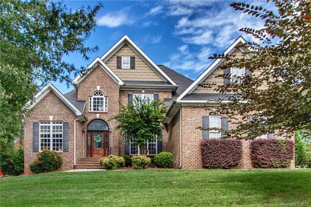 182 Howard Pond Loop, Statesville, NC 28625 (#3658527) :: Stephen Cooley Real Estate Group