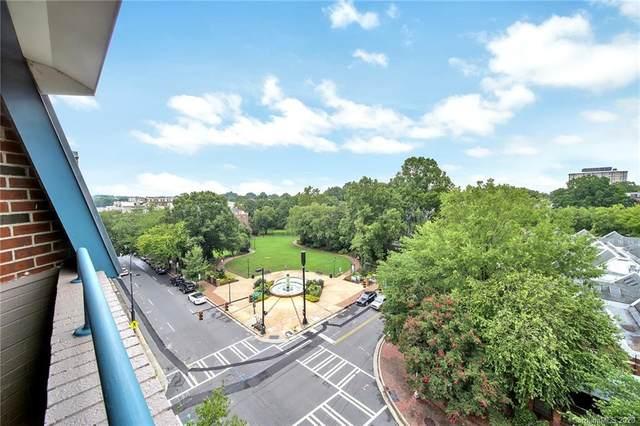 224 N Poplar Street #30, Charlotte, NC 28202 (#3658538) :: Johnson Property Group - Keller Williams