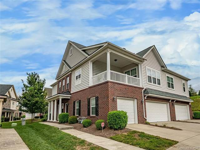 11110 Ascoli Place 1A, Charlotte, NC 28277 (#3658540) :: Stephen Cooley Real Estate Group