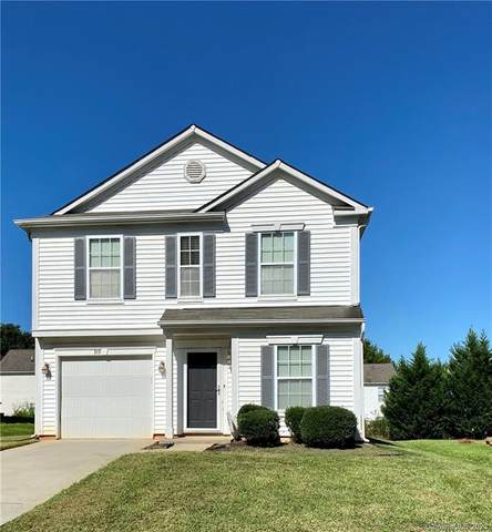 919 Swearngan Ridge Court, Charlotte, NC 28216 (#3658569) :: Keller Williams South Park