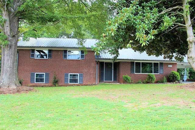 817 Hawthorne Drive NE, Lenoir, NC 28645 (#3658579) :: High Performance Real Estate Advisors