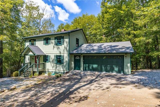 46 Wahuhu Court, Brevard, NC 28712 (#3658707) :: BluAxis Realty