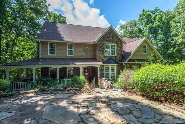 15 Elk Trail, Asheville, NC 28804 (#3658750) :: Carlyle Properties