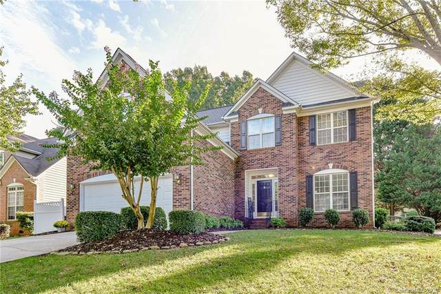 16104 Hollingbourne Road, Huntersville, NC 28078 (#3658774) :: High Performance Real Estate Advisors
