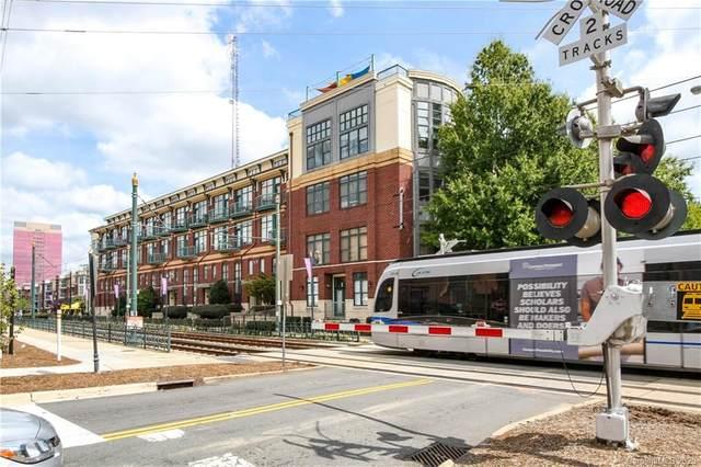 115 E Park Avenue #428, Charlotte, NC 28203 (#3658897) :: Johnson Property Group - Keller Williams