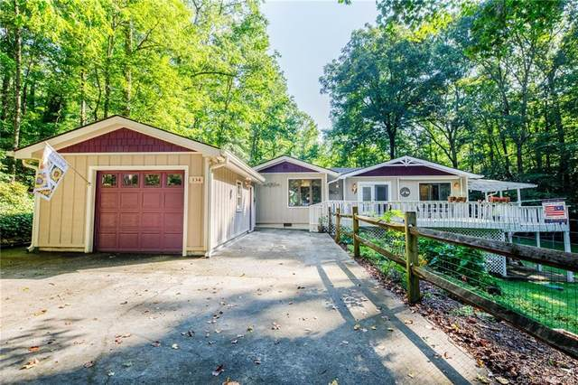 134 Fernwood Lane, Pisgah Forest, NC 28768 (#3658906) :: Keller Williams South Park