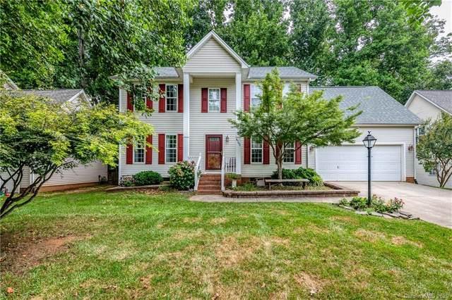 8702 Glade Court, Huntersville, NC 28078 (#3658947) :: High Performance Real Estate Advisors