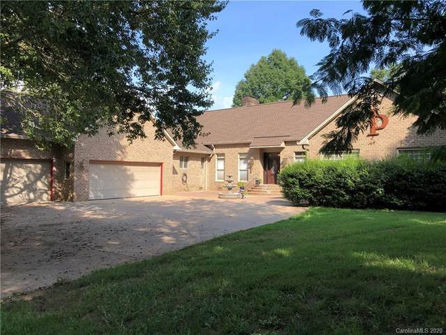 2109 Windermere Lane, Shelby, NC 28150 (#3658987) :: Odell Realty