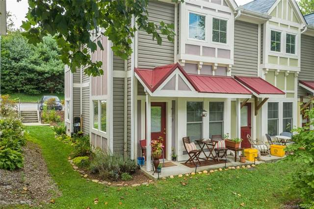 5 Penley Avenue Unit A, Asheville, NC 28804 (#3659106) :: Exit Realty Vistas