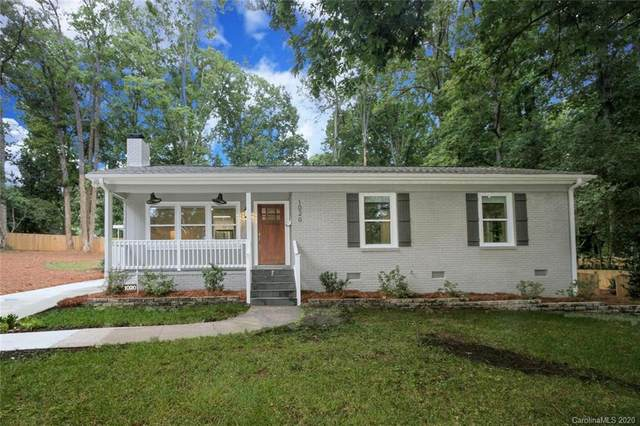 1020 Cutler Place, Charlotte, NC 28205 (#3659108) :: DK Professionals Realty Lake Lure Inc.