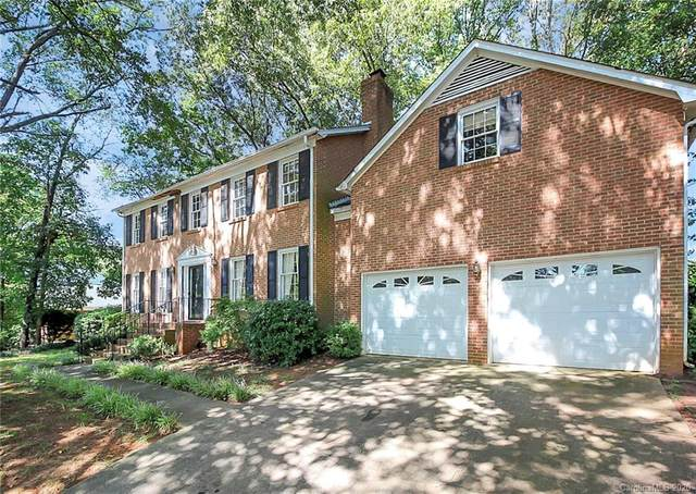 8419 Prince George Road, Charlotte, NC 28210 (#3659200) :: LePage Johnson Realty Group, LLC