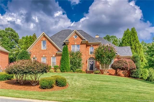 16605 Bridgehampton Club Drive #2, Charlotte, NC 28277 (#3659201) :: Caulder Realty and Land Co.