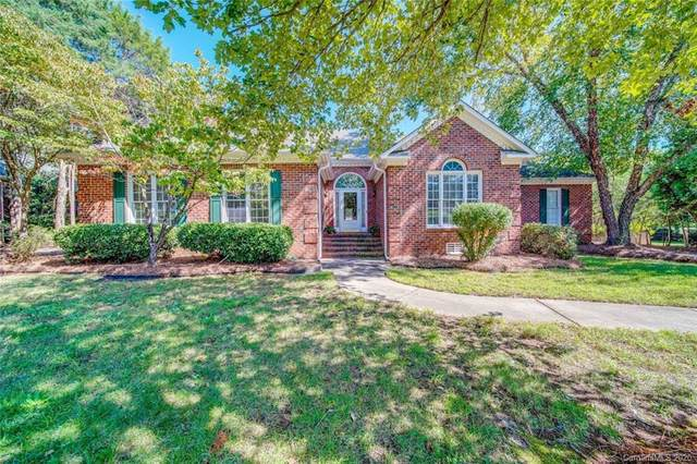 1555 12th Fairway Drive, Concord, NC 28027 (#3659253) :: BluAxis Realty