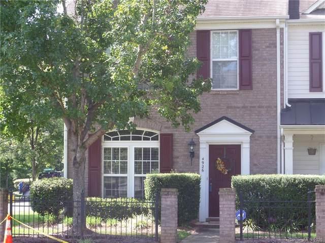 4926 Prosperity Ridge Road, Charlotte, NC 28269 (#3659254) :: Johnson Property Group - Keller Williams