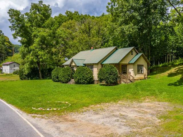 418 Shoal Creek Road, Burnsville, NC 28714 (#3659442) :: Scarlett Property Group