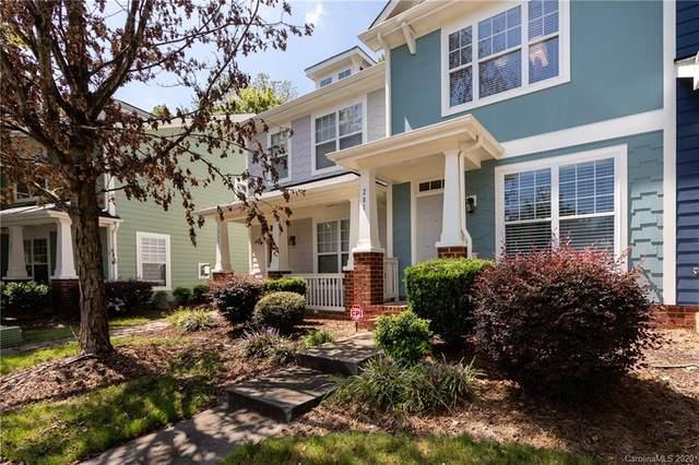 281 Hurston Circle, Charlotte, NC 28208 (#3659458) :: Rinehart Realty