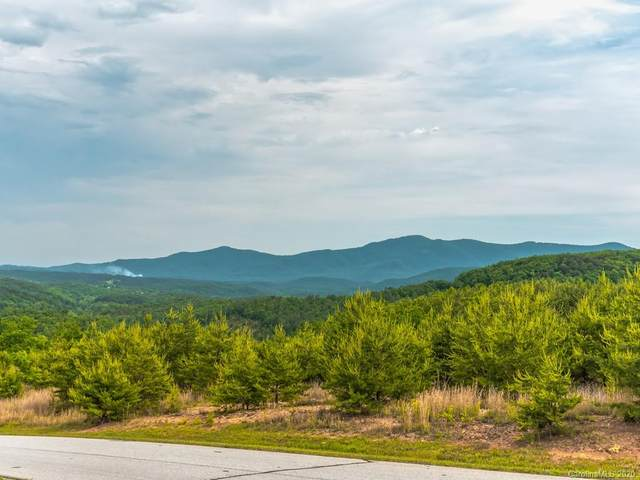 LOT 163 Deep Gap Farm Road W, Mill Spring, NC 28756 (#3659459) :: Homes Charlotte
