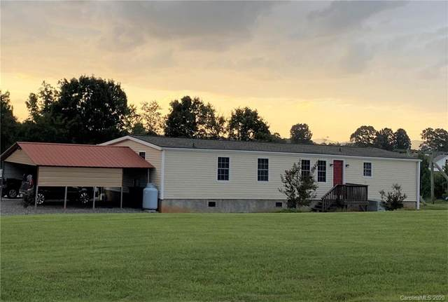 398 Hayden Lackey Lane, Taylorsville, NC 28681 (#3659566) :: High Performance Real Estate Advisors