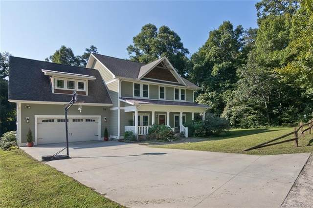 10 Stately Oak Way, Swannanoa, NC 28778 (#3659730) :: Miller Realty Group