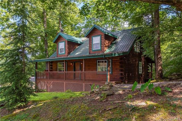 3 Wakulla Way, Waynesville, NC 28785 (#3659797) :: Charlotte Home Experts