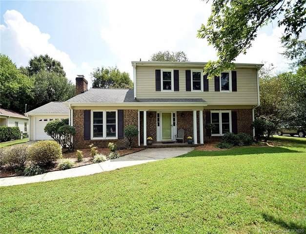 2100 Lawton Bluff Road, Charlotte, NC 28226 (#3659800) :: Rinehart Realty