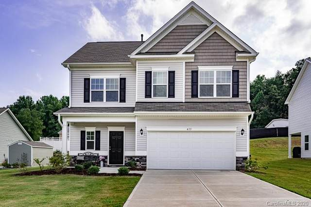 415 Oak Forest Lane, Salisbury, NC 28146 (#3659888) :: Charlotte Home Experts