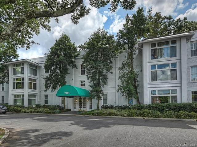 2501 Roswell Avenue #104, Charlotte, NC 28209 (#3659945) :: DK Professionals Realty Lake Lure Inc.