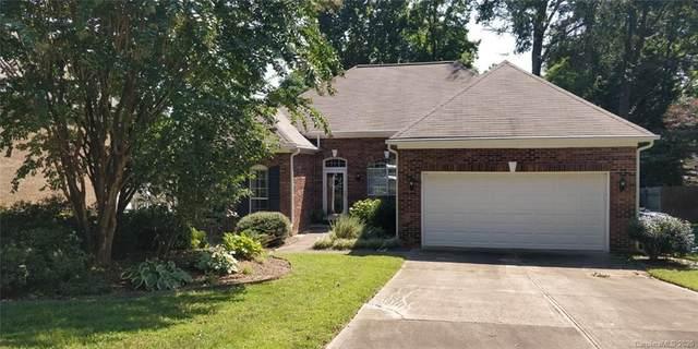 1400 Sweetgum Lane, Matthews, NC 28105 (#3659964) :: Carlyle Properties