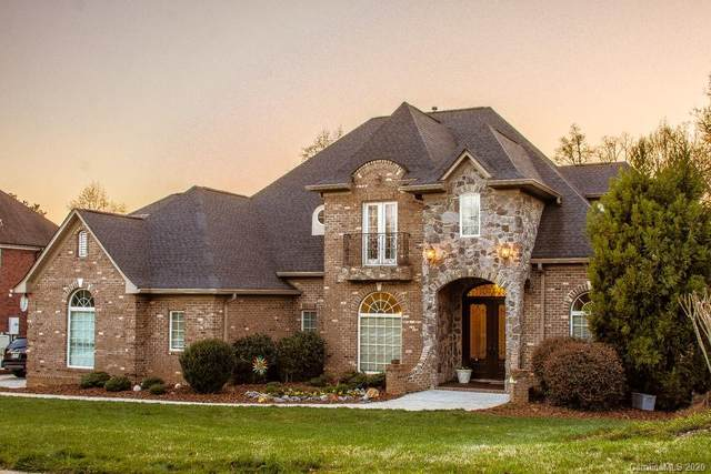 9212 Sanger Court, Harrisburg, NC 28075 (#3659979) :: Johnson Property Group - Keller Williams