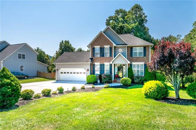 64 Walnut Crest Road, Fletcher, NC 28732 (#3660062) :: Rinehart Realty