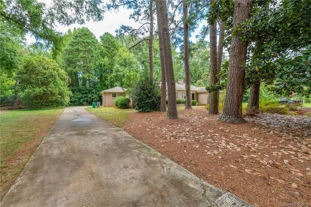 4321 Columbine Circle #3, Charlotte, NC 28211 (#3660131) :: Johnson Property Group - Keller Williams
