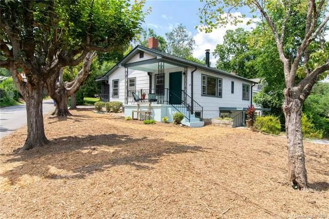 46 Herron Avenue, Asheville, NC 28806 (#3660134) :: High Performance Real Estate Advisors