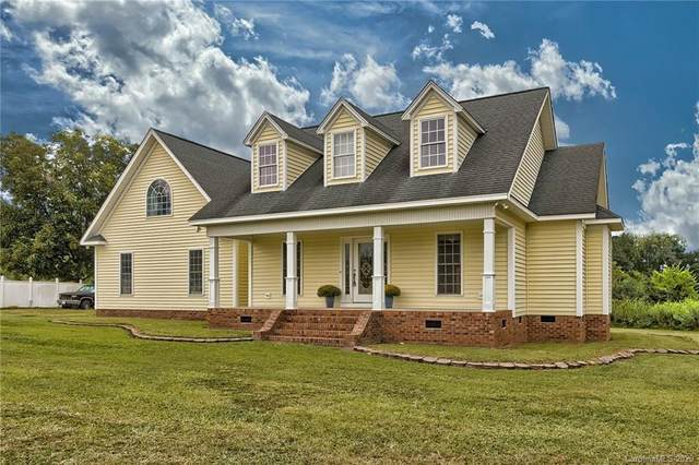 120 Peach Orchard Road, Jefferson, SC 29718 (#3660197) :: Carlyle Properties