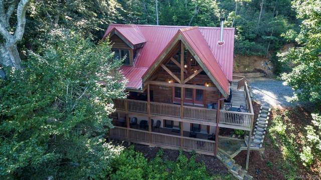 339 Chipmonk Trail, Lake Lure, NC 28746 (#3660223) :: High Performance Real Estate Advisors