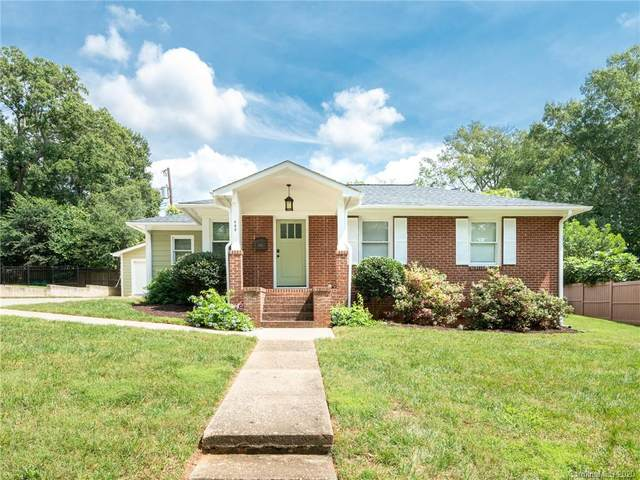 443 Lorna Street, Charlotte, NC 28205 (#3660252) :: Johnson Property Group - Keller Williams