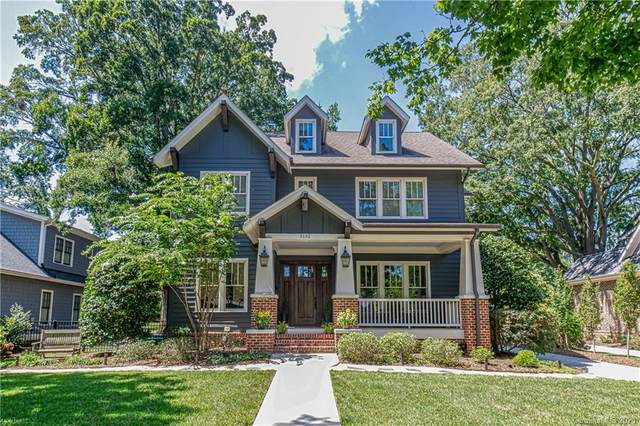 3132 Sunset Drive, Charlotte, NC 28209 (#3660287) :: Johnson Property Group - Keller Williams