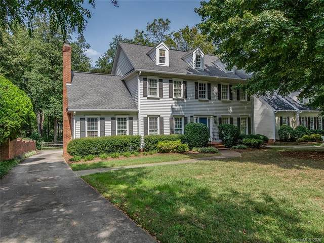 3210 Glen Terrace, Charlotte, NC 28211 (#3660378) :: LePage Johnson Realty Group, LLC