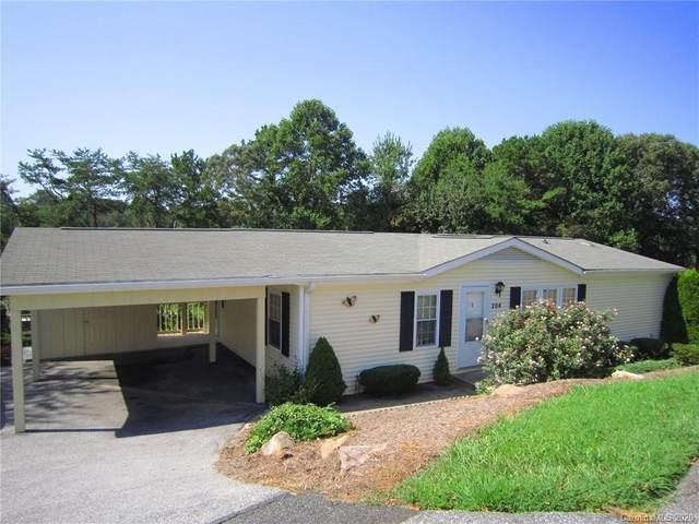 204 Cranbrook Circle, Hendersonville, NC 28792 (#3660430) :: Johnson Property Group - Keller Williams