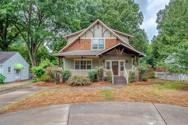 1411 Ivey Drive, Charlotte, NC 28205 (#3660435) :: LePage Johnson Realty Group, LLC