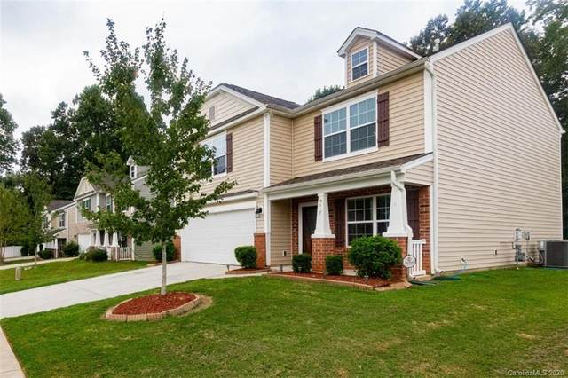 9417 Pond Vista Court, Charlotte, NC 28216 (#3660445) :: Rinehart Realty