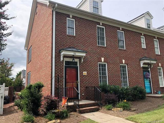 81 Mccurdy Street #102, Concord, NC 28027 (#3660491) :: LePage Johnson Realty Group, LLC