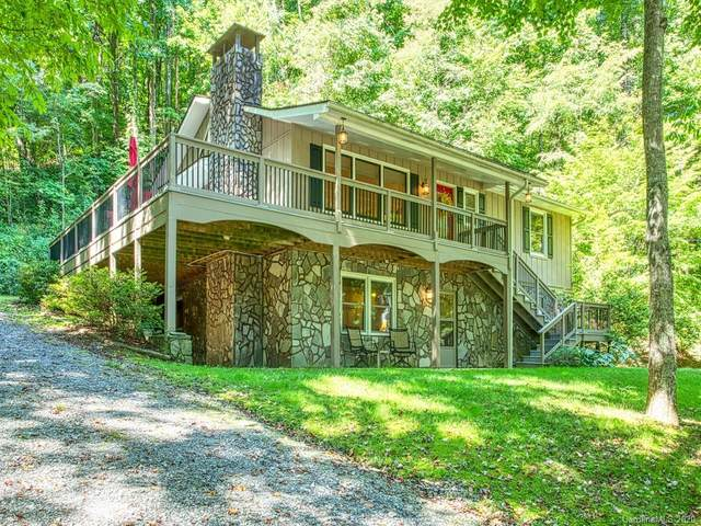 139 Friar Tuck Lane, Maggie Valley, NC 28751 (#3660503) :: MartinGroup Properties