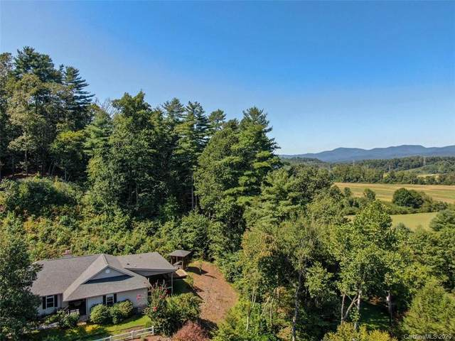 20 Friendship Lane, Pisgah Forest, NC 28768 (#3660509) :: Robert Greene Real Estate, Inc.