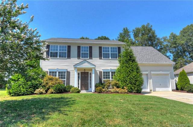 12708 Ivey Creek Drive, Charlotte, NC 28273 (#3660524) :: Keller Williams South Park