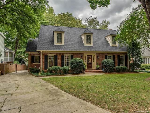 3216 Glen Terrace, Charlotte, NC 28211 (#3660552) :: LePage Johnson Realty Group, LLC