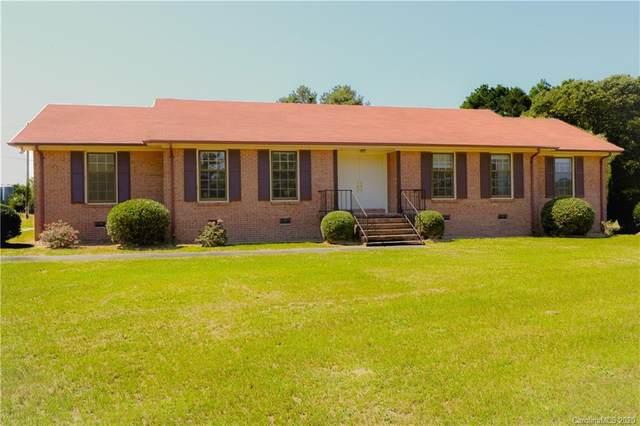 5180 Nc 742 Highway S, Wadesboro, NC 28170 (#3660609) :: Stephen Cooley Real Estate Group