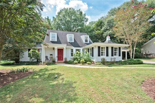 1714 E Barden Road, Charlotte, NC 28226 (#3660617) :: Johnson Property Group - Keller Williams
