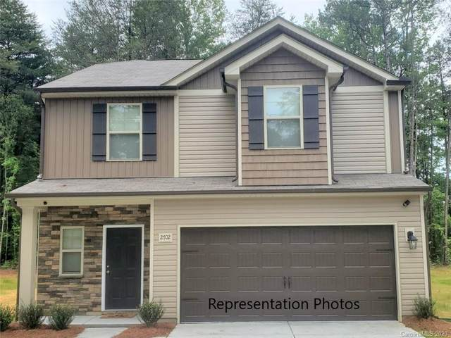 3221 Ainsley Woods Drive #49, Charlotte, NC 28214 (#3660624) :: LKN Elite Realty Group | eXp Realty